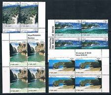 Niue 1999 Scenic Views CORNER BLOCKS SG863/6 MNH