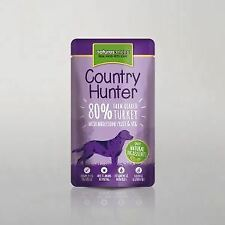 Natures Menu Country Hunter Dog Pouch Turkey (6Pk) - 723079