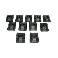 Lot of 11x Motorola HTN9042A 120V IntelliCharge GP300 Series Radio Charger