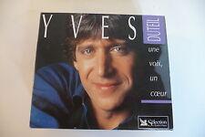 YVES DUTEIL UNE VOIX,UN COEUR COFFRET 5 CD DONT 4 CD NEUF EMBALLE.