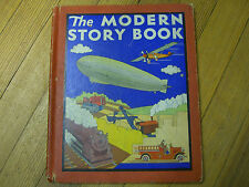 The Modern Story Book, Wallace Wadsworth, Illus. Eger, Rand McNally, Chicago1945