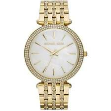 Michael Kors MK3219 Darci Gold Mother of Pearl Women's Glitz Watch