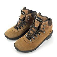 Earth Shoe Casa Hiking Boots Mens 6 Womens 8 6357638 Brown Hiking Trail