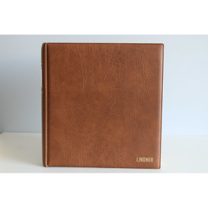ALBUM LINDNER, POUR COLLECTION DE TIMBRES/BLOCS/CARNETS FR 2005-2007