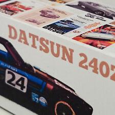 Custom BOX for DATSUN 240Z | Hot Wheels