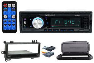 Digital Media Receiver w/Bluetooth MP3 USB/SD+Guard For 97-02 JEEP WRANGLER TJ