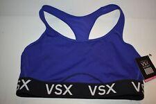 Victorias Secret Vsx The Player Racerback Sports Bra Size Large
