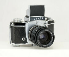 Exakta Vx Iia with 35mm f/2.8 wide angle - Working and Film Tested