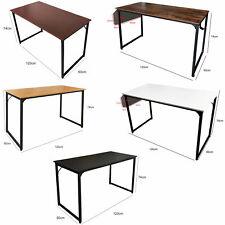 Schreibtisch Computertisch Bürotisch Arbeitstisch Desktop PC Tisch 100cm 120cm