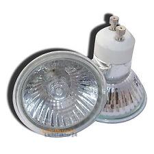 10 x Halogen Leuchtmittel Reflektorlampen 230Volt GU10 35W Par16 Hochvolt Spots