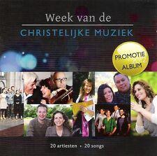CD. Week van de. Christelijke Muziek. 2012. CCM