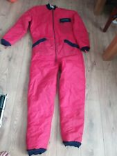 THINSULATE THERMAL  INSULATED 1 PIECE PROTECTIVE SUIT