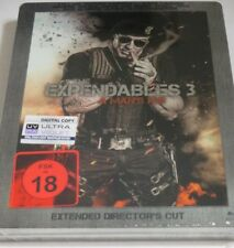 The Expendables 3 - Blu-ray/NEU/Action/Sylvester Stallone/Steelbook/FSK 18