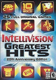 Intellivision Greatest Hits: 20th Anniversary Edition 25 Game Edition...