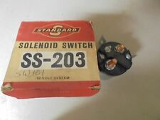 Standard Motor Products SS203 starter part