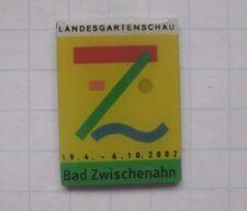 BAD ZWISCHENAHN / LANDESGARTENSCHAU 2002  ...... Städte & Länder-Pin (157b)