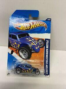 Hot Wheels Custom Volkswagen Beetle Heat Fleet 11. 2011.
