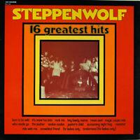 *Steppenwolf  - 16 Greatest Hits > Vinyl LP Album Stereo > Near Mint