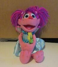 Gund Sesame Street Abby with Flowers Stuffed Animal Abby Cadabby Plush Muppet