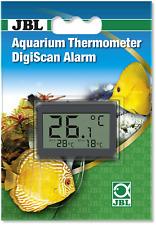JBL DigiScan With Alarm Digital Thermometer Aquarium Fish Tank Temperature