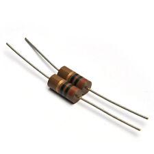 2Pcs 2W 10 OHM Riken RM Audio Grade Carbon Resistors Resistor +/- 5% Japan