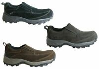Brand New Slatters Panama Mens Suede Casual Slip On Shoes