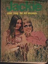 Jackie Magazine 26 September 1970 Issue No.351  Jack Wild  Robert Powell Hotlegs