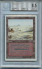 MTG Revised Dual Land Badlands BGS 8.5 NM-MT+ Card Magic The Gathering WOTC 8200