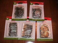500 Metal Wire Hangers Keepsake Christmas Tree Ornament Light New in package