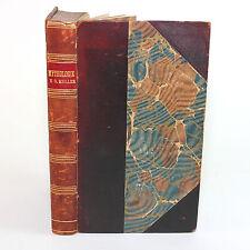 Prolegomena zu einer Wissenschaftlichen Mythologie, Karl Otfried Muller 1825
