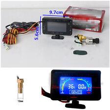 Kfz 3 in 1 Gauge (Wassertemperatur / Öldruck / Spannungsmesser) Digitalanzeige