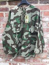 WW2 German Wehrmacht Splinter Smock Size 3 Repro Heer Camo NEW Airsoft