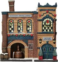 """NEW openbox Department 56 Christmas In The City """"THE BREW HOUSE"""" RETIRED 4036491"""