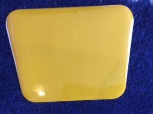 Go Kart - OTK Number Plate Yellow Adhesive