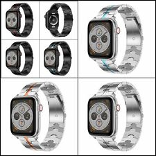 Bracelets for Apple Watch Band 44mm / 42mm,Enamel Process Metal Band For iWatch