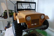 Veroma Jeep Dirty Willy RC Car, Auto für Fernsteuerung geeignet, Top Zustand 1:8