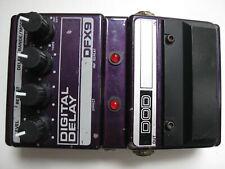 Vintage DOD DFX9 Digital Delay Guitar Effect Pedal USA