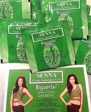 Biguerlai Senna Slimming Tea Weight loss 50 Tea Bags