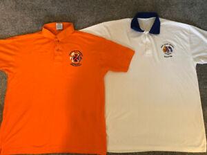 2 Glasgow Rangers Football Shirt Large Mens Polo Top