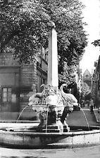 BR11989 Aix en provence fontaine des Quatre Dauphins   real photo  france