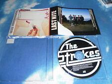 THE STROKES - LAST NITE UK CD SINGLE NEAR MINT AS NEW CD CD2