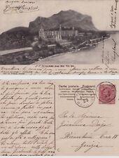 PALERMO: Grand Hotel Villa Igea   1907