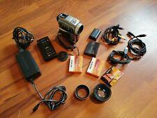 Handycam , Sony DCR-PC120E Camcorder mit viel Zubehör.