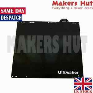 Heated Bed for Ultimaker 2 / UM2 Extended 2 3D Printer