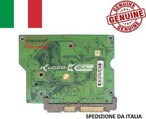 PCB SCHEDA MADRE LOGICA 100473090 SEAGATE STM380215AS STM3160215AS SATA