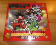 DRAGON BALL Z DBZ CARDDASS STATION PREMIUM SYSTEM FILE CARTE CARD BOOK BINDER #2