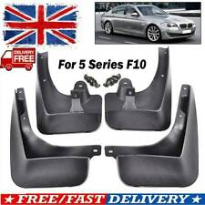 SET FOR BMW F10 F11 5 SERIES MUD FLAPS MUDFLAPS GUARDS SALOON ESTATE 2155857/58