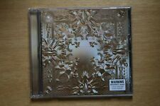 Jay Z & Kanye West ‎– Watch The Throne - Hip Hop, Pop, 2011  (Box C92)