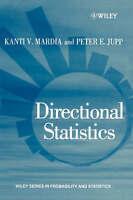 Directional Statistics by Mardia, Kanti V.|Jupp, Peter E. (Hardback book, 1999)