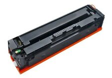 Compatible HP 203A - CF542A Yellow Toner Cartridge - 1300 Pages